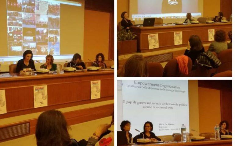 """C'era anche l'Ogliastra al convegno """"Empowerment organizzativo: le alleanze delle differenze nelle strategie di sviluppo"""""""