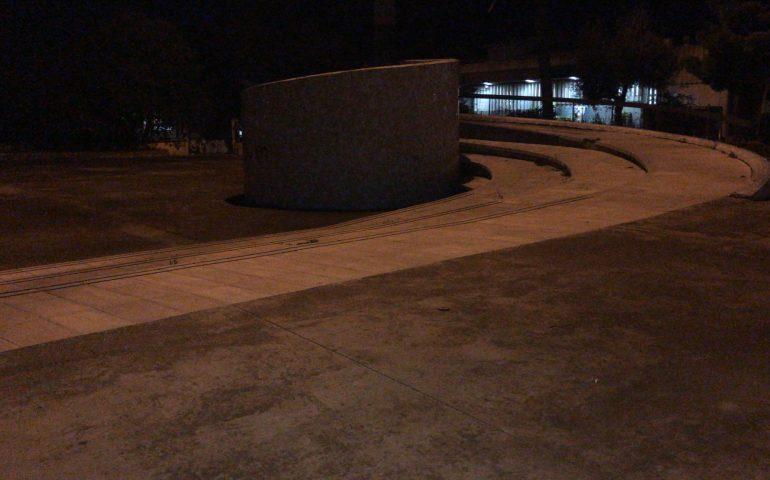 La fotonotizia. Tortolì, le guardie Anpana in ispezione notturna contro i vandali
