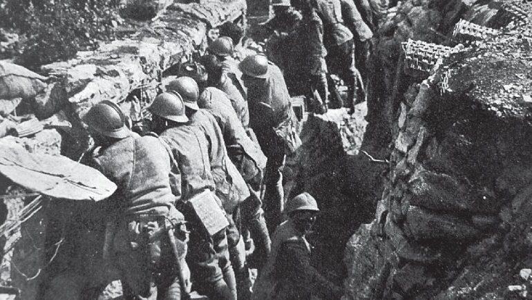 Accadde oggi. 100 anni fa, il 4 novembre 1918 la fine della prima guerra mondiale
