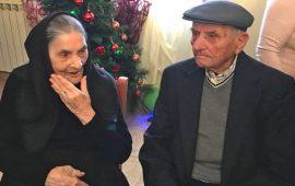 Si è spento a 100 anni zio Efisio Porcu, bariese d'adozione ma originario di Villagrande