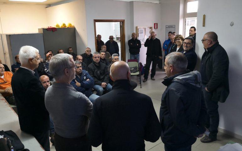 Unità per Ottana, Paci incontra i nuovi occupati del territorio