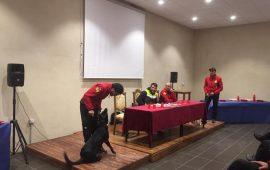 """Santa Maria, ieri l'incontro con il Soccorso Alpino e Speleologico. Amministrazione baunese: """"Incontro molto partecipato"""""""