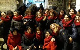 Il Coro Femminile Su Circannueu a Fonni per Cortes Apertas