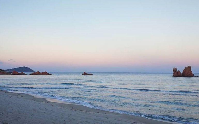 Le foto dei lettori. Il mare d'inverno nello scatto di Marco Deriu