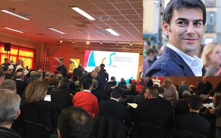 Pd Sardegna, Cani: «Con Zedda possiamo vincere. Vergognoso Salvini che decide per la Sardegna»