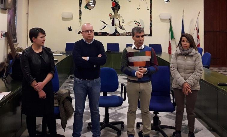 Patrizia Ferreli in corsa per le Regionali. Ad affiancarla per il PD il sindaco di Baunei Salvatore Corrias