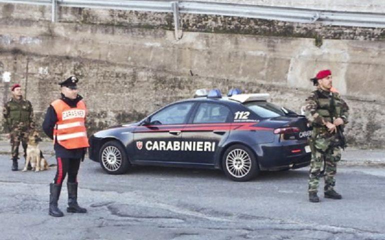Rapina al supermercato a Nuoro, ritrovata l'auto usata dai malfattori