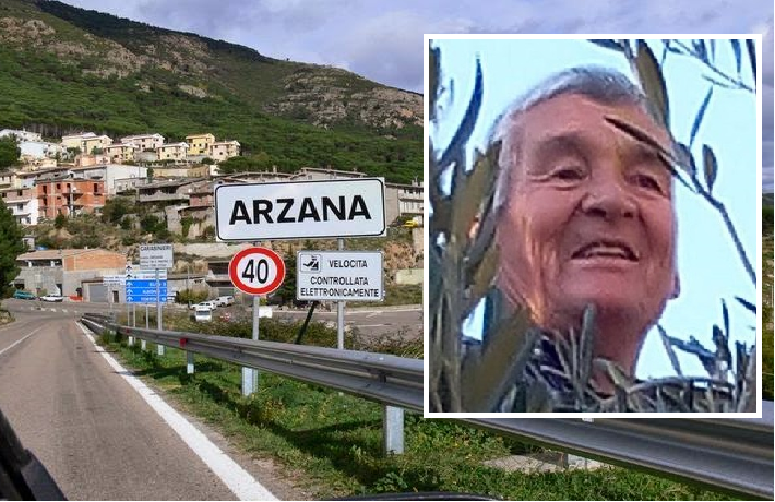 Trovato morto Pietro Marchioni, il 76enne scomparso ad Arzana