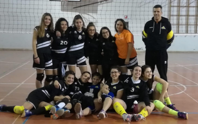 Pallavolo. Esordio vincente per i Supermercati Marò. Le ragazze del Delta Volley Lanusei espugnano il campo del Gonone