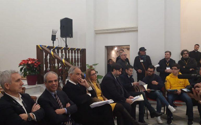 Cagliari. I sei candidati alla Presidenza della Regione oggi a confronto