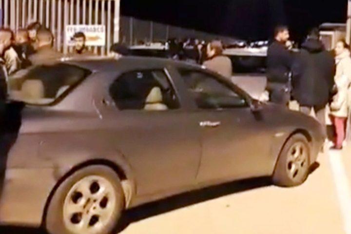 La protesta dei pastori si trasferisce al porto di Arbatax: ieri notte presidio della nave in partenza