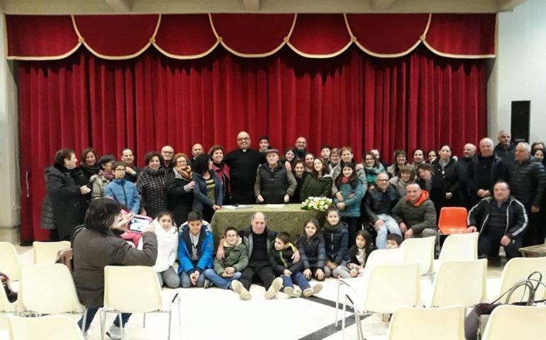 I ragazzi di Tortolì e Girasole a lezione di storia con il centenario Michelino Scudu