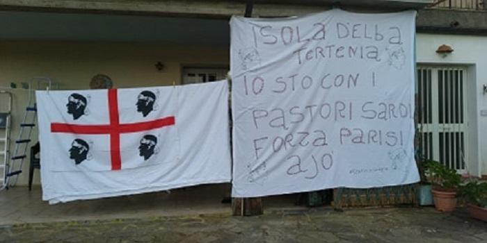 """Solidarietà ai pastori dall'Isola D'Elba: """"Io sto con i pastori sardi"""""""