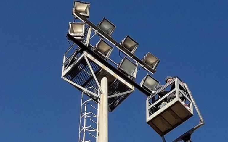 Illuminazione pubblica a Bari Sardo: la mappa degli interventi fatti, degli interventi in corso e del risparmio energetico