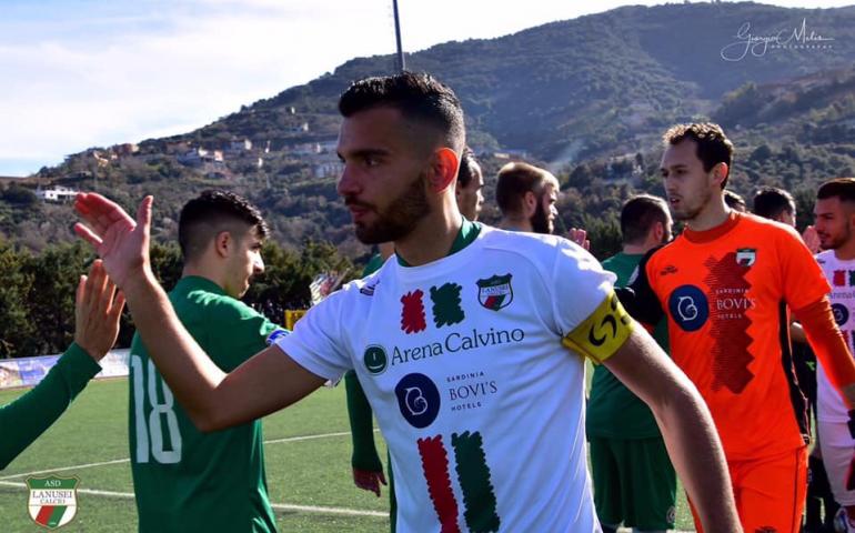 Calcio. Il Lanusei cade a Cassino. Masia riacciuffa il Villamassargia
