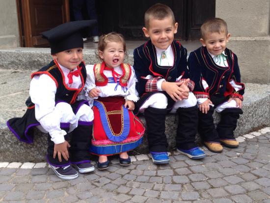 Valorizzare la lingua sarda anche tra i bambini. Succede a Talana