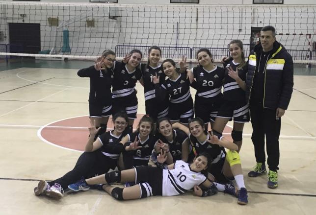Le ragazze del Delta Volley sotto tono: si arrendono alla Sirio Orosei dopo tre vittorie