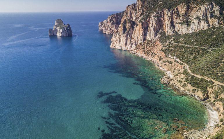 Lo sapevate? Il Pan di Zucchero a Masua è lo scoglio più alto del Mediterraneo
