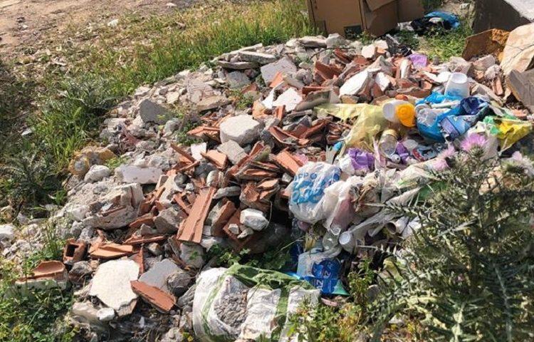 Tortolì, località Bacchidda: nuova discarica segnalata dalle Guardie eco zoofile Anpana