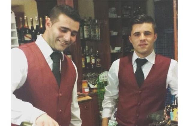 Roberto Littarru e Giuseppe Piroi, due imprenditori desulesi a Tortolì