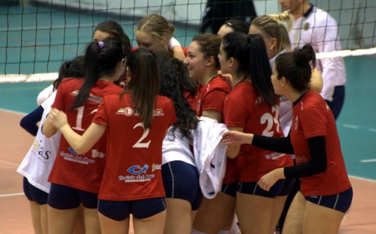 L'Antes Volley vola al terzo posto: mai così in alto! Le ragazze JOIAS vincenti e convincenti