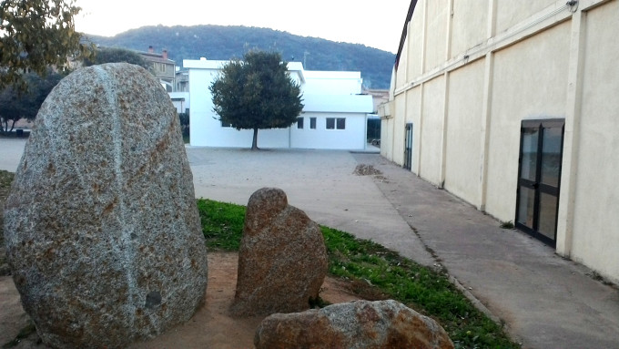 Gli alunni dell'Istituto Comprensivo di Bari Sardo a lezione di educazione ambientale