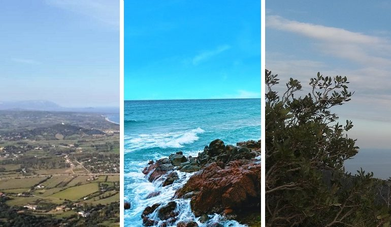 Le foto dei lettori. Tre foto per tre panorami mozzafiato: negli scatti, Tertenia, Cardedu e Tortolì