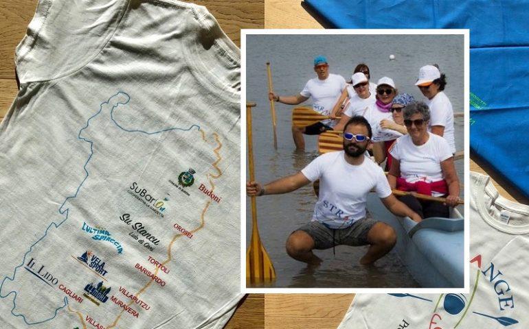 Strange for life, in kayak contro i tumori. Daniele Strano: «Obiettivo? Migliorare la qualità del tempo all'oncologico»