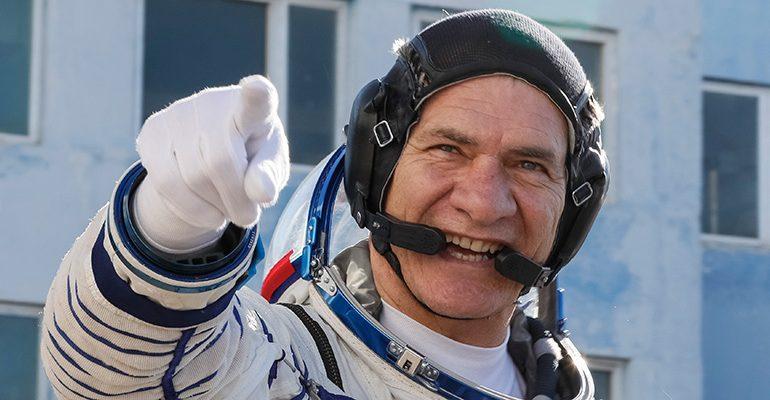 Paolo Nespoli, a 60 anni per la terza volta nello spazio. Troppo anziano?