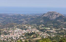 Centro abitato di Ilbono - Sardegna Turismo
