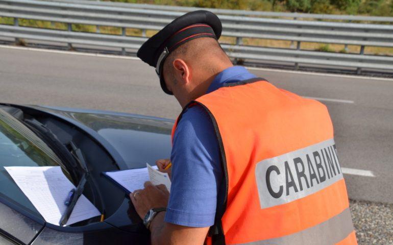 Orroli-Nuragus: scattano i controlli per le strade. Tre automobilisti trovati ubriachi alla guida