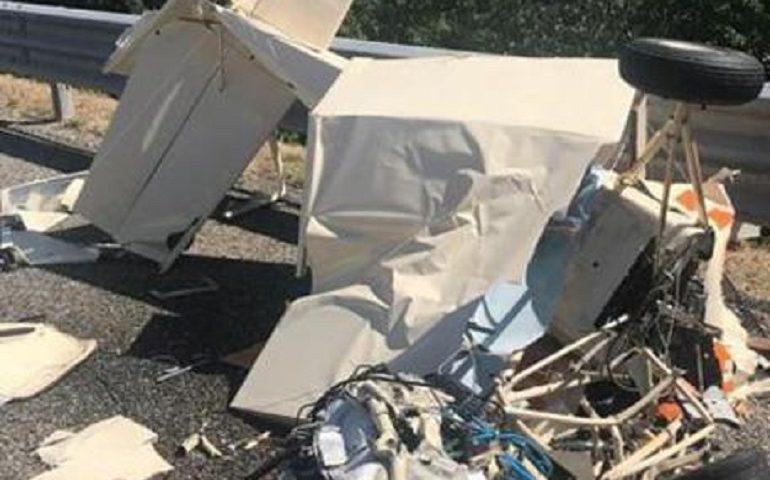 Cade velivolo ultraleggero, un morto e un ferito grave a San Michele al Tagliamento