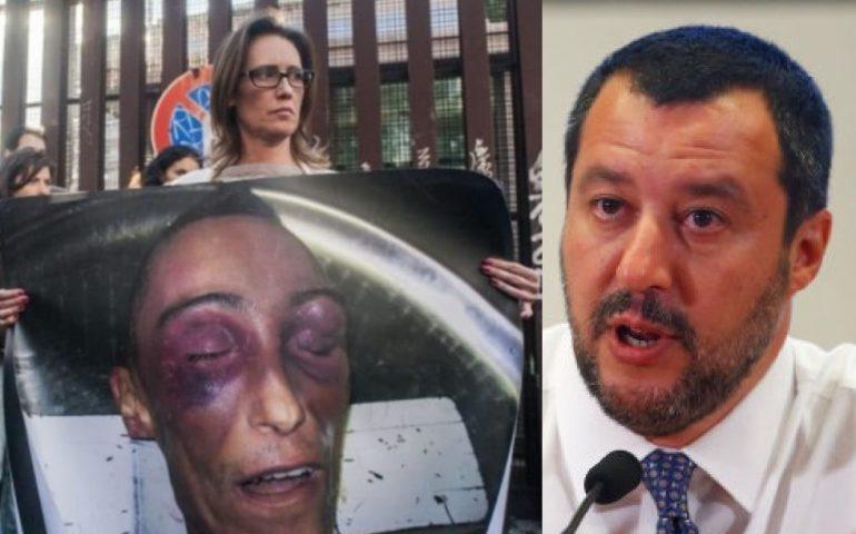 Ilaria Cucchi querela Matteo Salvini per le parole dette dal leader della Lega dopo la sentenza