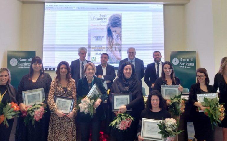 Prèmiu Fèminas 2019: Coldiretti prèmiat sete fèminas sardas