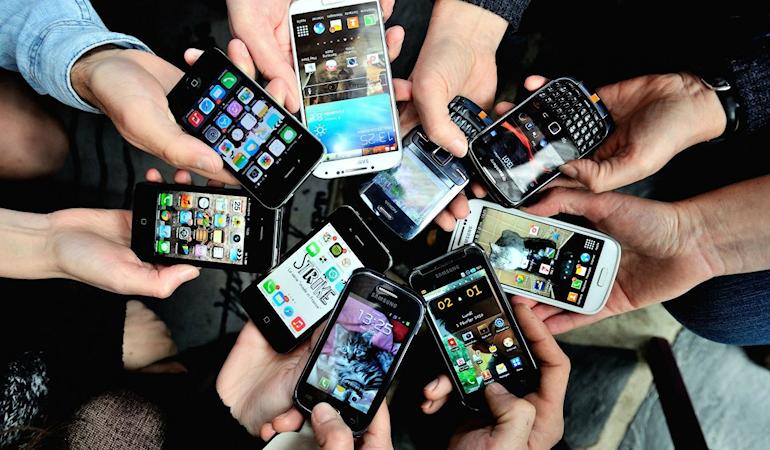 Bene meda su mercadu de sos telèfonos intelligentes usados