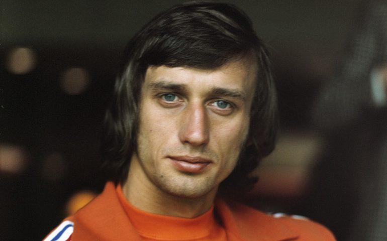 Il mondo del calcio piange la scomparsa di Rob Resenbrink, stella dell'Olanda di Cruijff