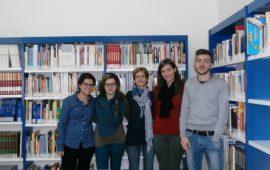 Biblioteca di Arzana