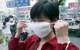 Immagine di repertorio sul COVID-19 in Cina.