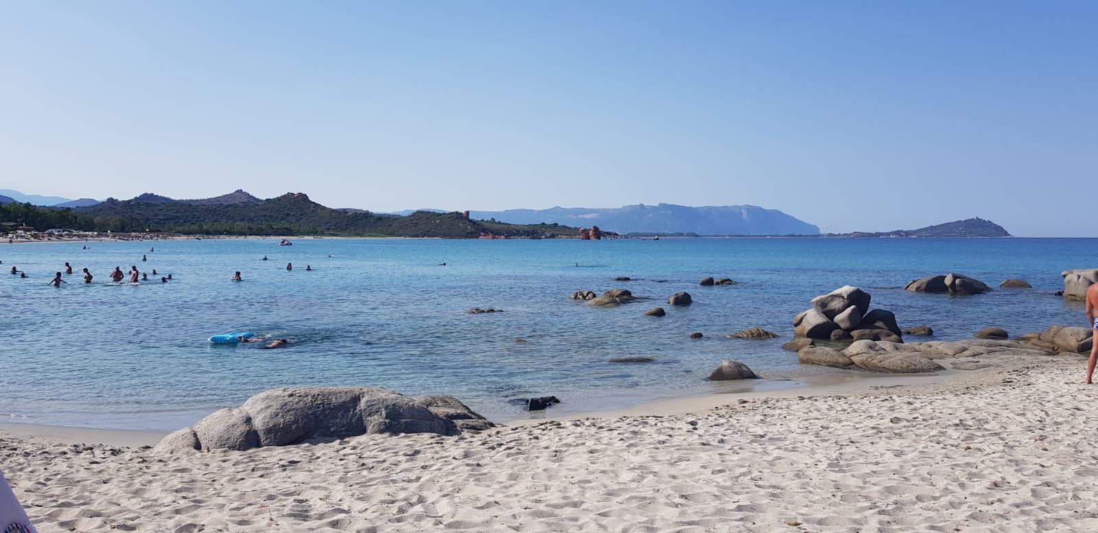 Spiaggia di Cea, nel Comune di Tortolì.