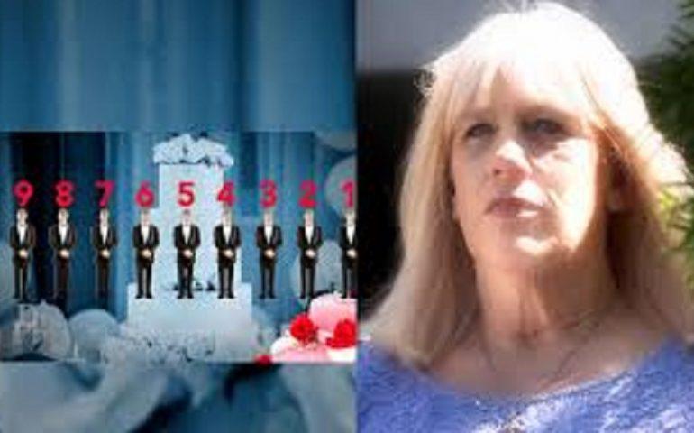 56 anni e 10 matrimoni alle spalle: ora Cassey è alla ricerca dell'undicesimo marito