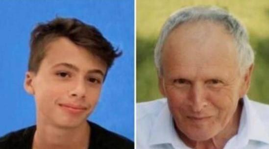 Andrea 15 anni, muore nel sonno poche ore dopo l'amato nonno