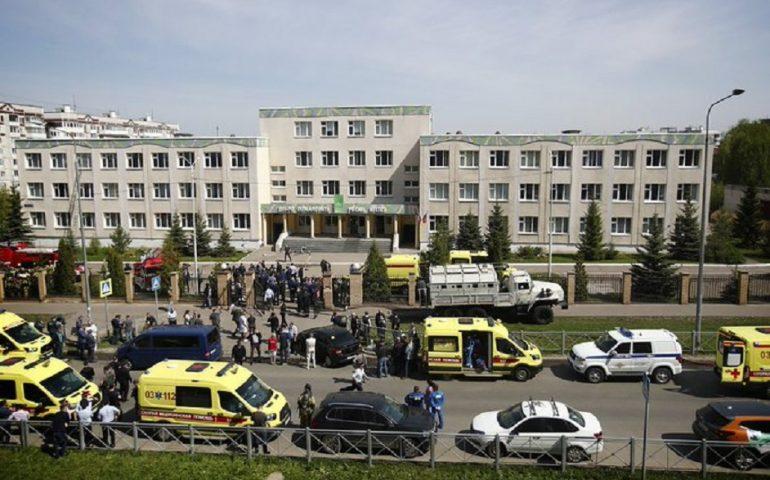 Russia, strage in una scuola: almeno 11 morti e una trentina di feriti
