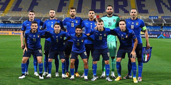 Nessun Azzurro in ginocchio domani a Wembley contro l'Austria: decisione presa all'unanimità