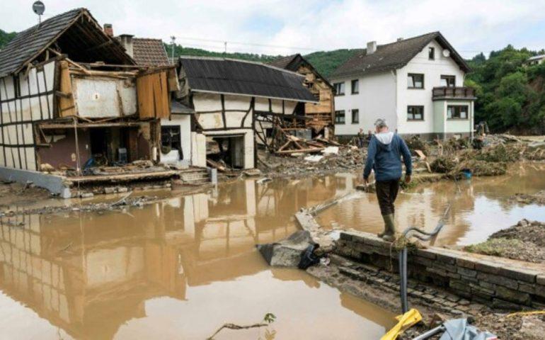 Alluvione Germània, belle 200 vìtimas e mìgias de ispèrdidos