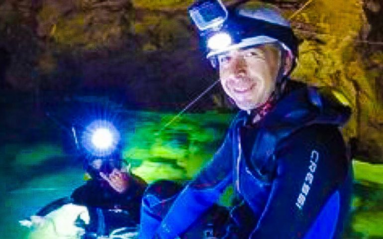 Disgràtzia a Cala Luna: mortu un'òmine de Gavoi in una gruta in mare
