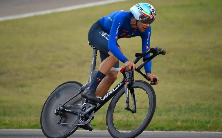 Ciclismo, Filippo Ganna scrive ancora la storia: bis Mondiale nella gara a cronometro