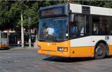 Un autobus del CTM