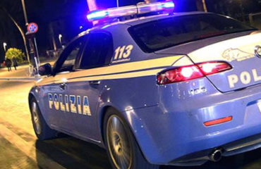 polizia, notte, furto, quartu