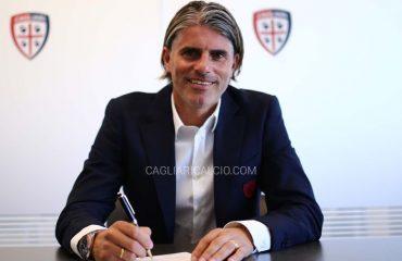 Diego Lopez firma il contratto biennale come allenatore del Cagliari