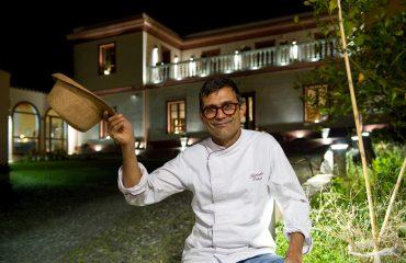 Lo chef Roberto Petza